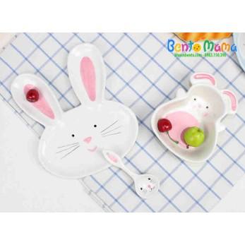 Đĩa thỏ tai dài