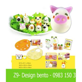 Dụng cụ tạo hình trứng cút